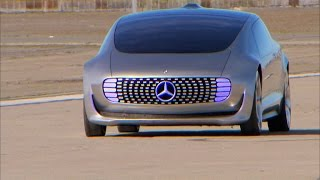 CNET On Cars - On the road: Mercedes F 015