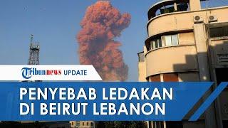 TRIBUN-VIDEO.COM - Ledakan besar terjadi di Beirut, Lebanon, Selasa (4/8/2020).  Akibat ledakan dahsyat tersebut setidaknya puluhan orang meninggal dunia dan ribuan lainnya luka-luka.  Presiden Libanon menyebut, ledakan besar tersebut berasal dari sebuah gudang yang menyimpan ribuan ton amonium nitrat.  Dikutip dari Tribunnews.com, presiden Lebanon, Michael Aoun menjelaskan, gudang tersebut setidaknya menyimpan 2.750 ton amonium nitrat.  Aoun mengatakan, ribuan ton amonium nitrat tersebut dilaporkan tersimpan secara tidak aman di sebuah gudang dekat pelabuhan Beirut selama kurang lebih enam tahun.  Lantaran tidak ada pemeliharaan dan tindakan pencegahan, Aoun mengaku bahwa keberadaan ribuan ton amonium nitrat itu sangat membahayakan keselamatan warga.  Amonium nitrat biasa digunakan secara luas dalam pupuk dan bahan peledak.  Situs web kesehatan menjelaskan bahwa zat tersebut memang sangat eksplosif.  Ketika dipanaskan secara berlebihan, zat tersebut dapat menyebabkan ledakan hebat.  (Tribun-video.com/Nila)   Artikel ini telah tayang di Tribunnews.com dengan judul Presiden Libanon Sebut Dugaan Sumber Ledakan Dashyat yang Guncang Beirut,   https://www.tribunnews.com/internasional/2020/08/05/presiden-libanon-sebut-dugaan-sumber-ledakan-dashyat-yang-guncang-beirut?