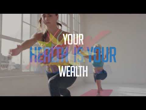Promo Video Health and Fitness 2
