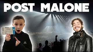 POST MALONE CONCERT! BEST NIGHT OF MY LIFE!