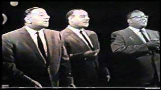 The Mills Brothers - I Believe In Santa Claus (live, 1957)