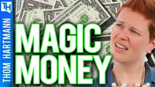 Money Created Out of Thin Air? (w/ Richard Wolff)