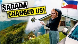 INCREDIBLE Road Trip To SAGADA! Foreigners BLOWN AWAY By Philippines BEAUTY