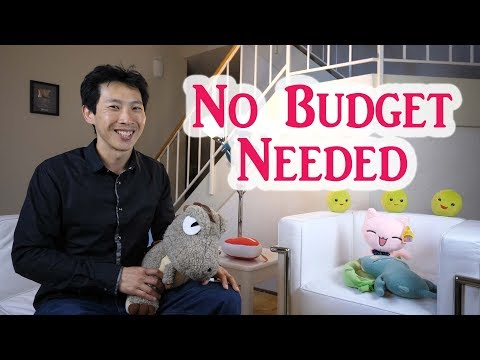 Why I Do Not Budget