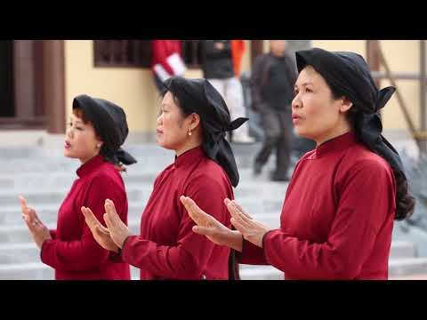 Xoan singing of Phú Thọ province, Viet Nam - intangible heritage