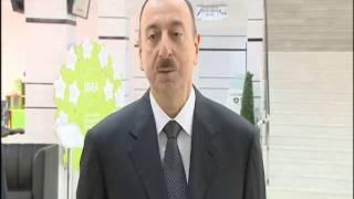 preview picture of video 'İlham Əliyevin Gəncə ASAN xidmət mərkəzinin açılışında  nitqi'