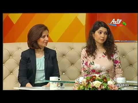 Gənclər üçün Sağlamlıq Forumu ilə bağlı AZTV-də mütəxəssis çıxışı