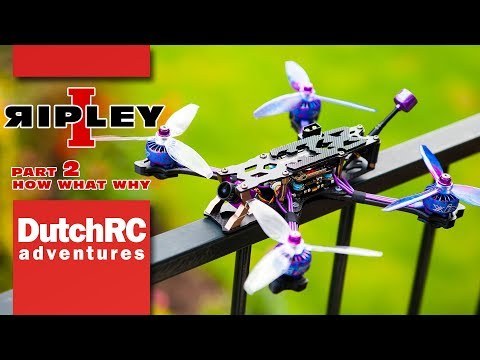 The Ultimate Freestyle FPV Drone.. A quick overview :)