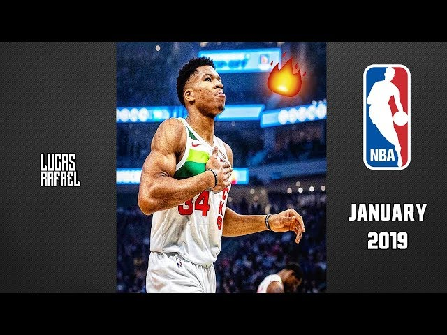 NEW BASKETBALL VINES OF JANUARY 2019 (w/Song Names)