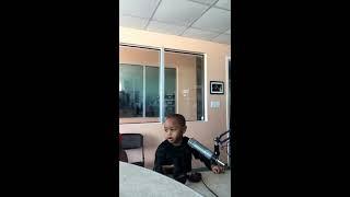 LIL JAMES LIVE RADIO INTERVIEW