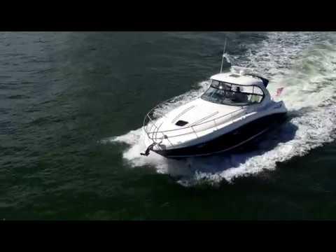 Sea Ray 38 Sundancer video