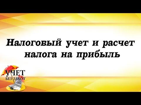 """Фрагмент видеокурса """"Налоговый учет и расчет налога на прибыль 2019"""""""