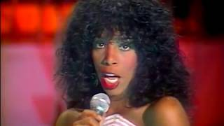 Donna Summer - She Works Hard For The Money (Live TV)