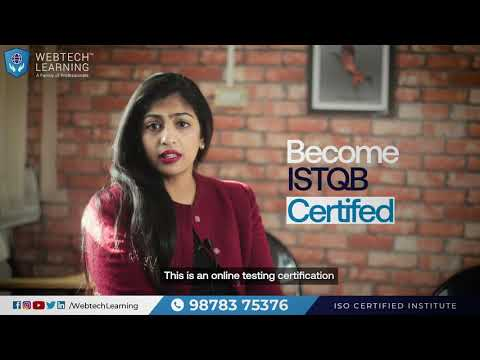 Become ISTQB Certified QA Analyst   ISTQB Certification ... - YouTube