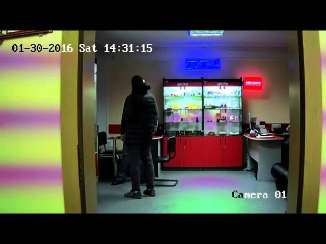 Видео HIKVISION DS