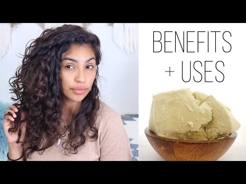 Makapal na itim na Moroccan hair mask Planet Organics