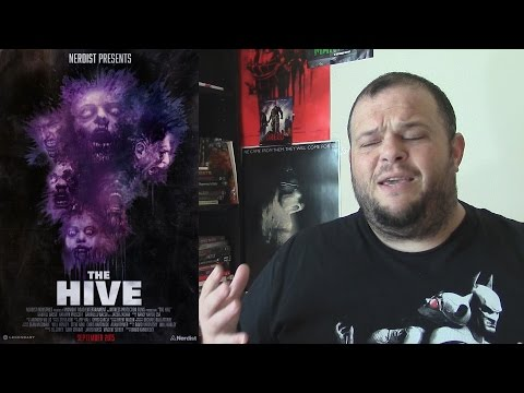 The Hive (2015) movie review horror sci-fi thriller