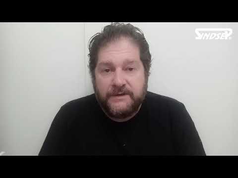 Sérgio Antiqueira manda recado para o funcionalismo público no Dia Internacional de Luta da Classe Trabalhadora