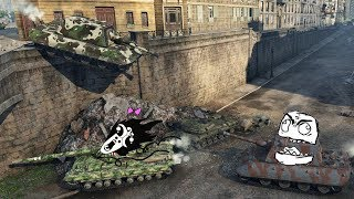World of Tanks Epic Wins and Fails Ep95