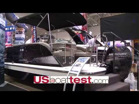 2015 Bayliner Element XR7 Review (PowerBoat TV)