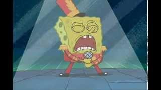 SpongeBob SquarePants - The Finger Eleven Paralyzer Performance