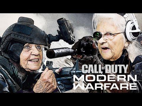 JETZT WIRD GEBALLERT! | Call of Duty : Modern Warfare | MEGA PC VERLOSUNG | Senioren Zocken!!!