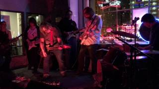 Wharton Tiers Ensemble at New Old Rock Deli - 'Guitar Swirl'