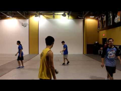 19 and under Finale - Bear & Mega vs Isaac & Kenny