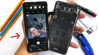 ZTE nubia Z20 Teardown - Are 2 Screens Better Than One?