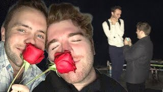 YAY! My heart is so full❤️ » SUBSCRIBE to AWESOMENESSTV DAILY REPORT CHANNEL https://bit.ly/2VxRERj  What just happened to YouTubers Shane Dawson and Ryland Adams? We'll tell you what went down and why we should've been able to predict this a while ago. The power couple Shane Dawson and Ryland Adams have been dating for 3 years now. The two started dating after meeting on an app and have since celebrated anniversaries in Mexico and moved into a new house together in Los Angeles. It was only a matter of time before the wedding bells began to ring.  Ariana's Matching Tattoo Regret + Tribute To Mac Miller - https://bit.ly/2UNBD9Q  Your one stop shop for all things entertainment and celebrity!  → Credits ←  Hosted by Hunter March  http://instagram.com/huntermarch Produced by Kelsey Banas & Yessica Hernandez-Cruz Written by Amanda Holland  Edited by Celene Ramadan  →SUBSCRIBE FOR NEW VIDEOS DAILY!← http://bit.ly/subscribe2AwesomenessTV  → follow AwesomenessTV! ←  instagram - http://instagram.com/awesomenessTV facebook - http://facebook.com/awesomenessTV snapchat - awesomenesstv twitter - http://twitter.com/awesomenessTV