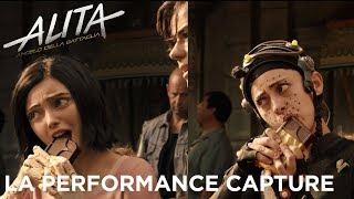 Alita: Angelo della Battaglia | La performance capture HD | 20th Century Fox 2019