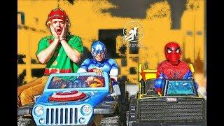 Little Superhero Kids 6 - Super Squad Christmas Surprise Mission