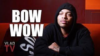 Bow Wow on Telling Angela Simmons She Was Going to Be a Baby Mama (Part 12)