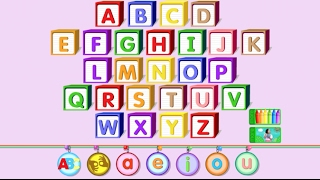 Starfall ABC Preview: Full Alphabet A To Z : Learn English Phonics