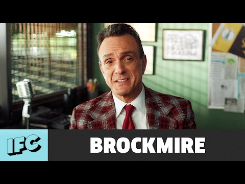 Brockmire Teaser 'Jim Brockmire vs Joe Buck'