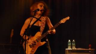 Samantha Fish - Blood In The Water - 7/30/16 The Birchmere - Alexandria, VA