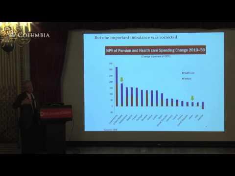 """Italy's Future: Reform, or Decline?"" - Prof. Francesco Giavazzi, Bocconi University"