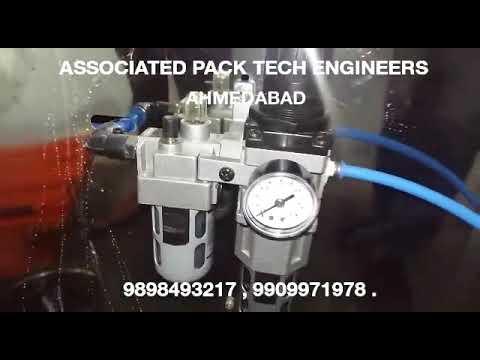 8 Nozzle Bottled Shape Pouch Filling Machine