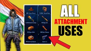 All Weapon Attachment Use | Best Tips and Tricks