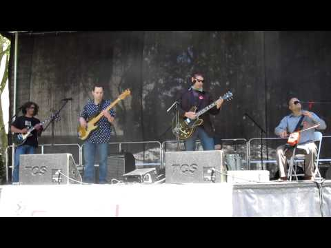 Blue Star Creeper Folklife 5/25/2012 Fountain Lawn Stage (Part 2)