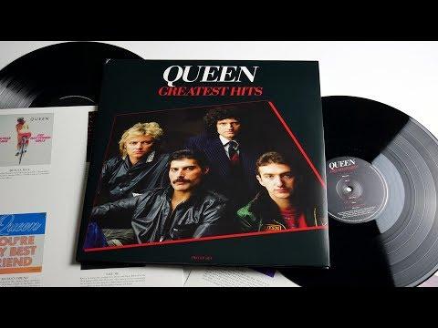 Queen - Greatest Hits - Vinyl Unboxing