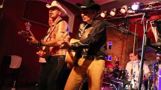 Achy Breaky Heart - BLUE STEEL  Live  (Billy Ray Cyrus cover version)