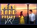 La La Land Medley in VR Sam Tsui Megan Nicole Sam Tsui