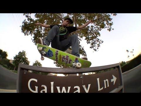 Brad Cromer full part/ turns pro