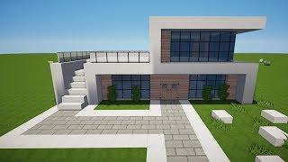 Minecraft Haus Bauen Deutsch Leicht видео Видео - Minecraft haus bauen tutorial deutsch