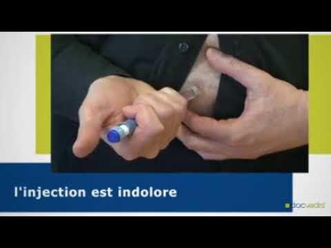 Les normes de linsuline après la charge de glucose