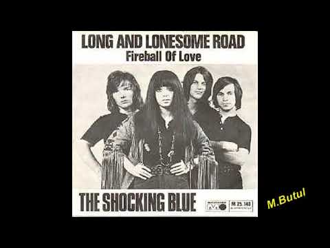 Shocking blue Fireball of love