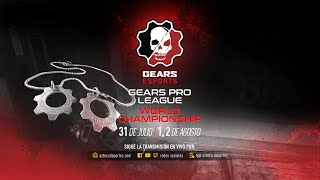 SEASON FINAL 2020: Gears Pro League, Día 1