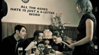 All The Ashes - Hate Is Just A 4-Letter Word (NEW)