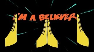 Major Lazer & Showtek - Believer (Lyrics)